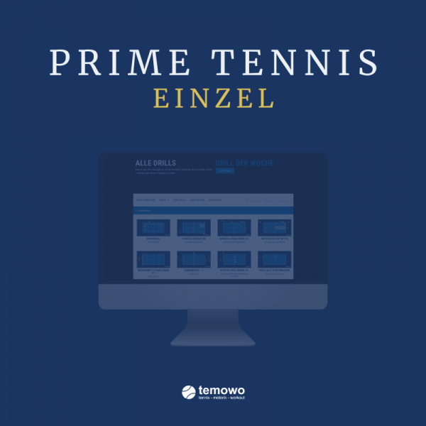 Prime Tennis Einzellizenz