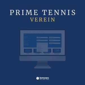 Prime Tennis Vereinslizenz
