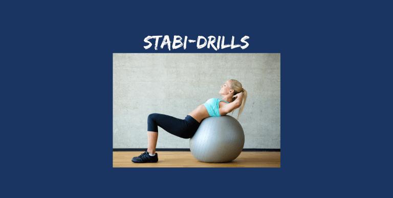 Stabilisationsdrills