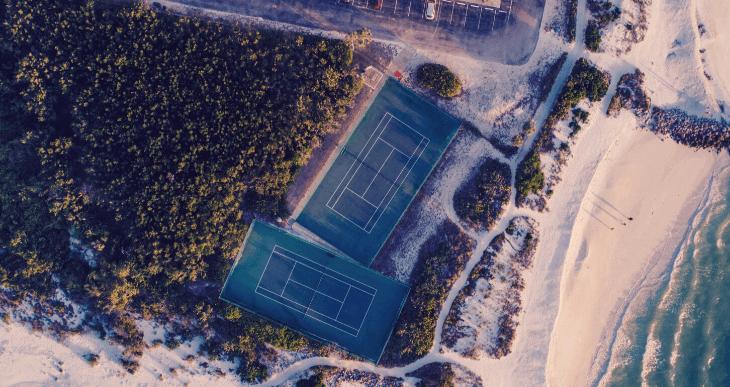 Blog Tennistraining zuhause