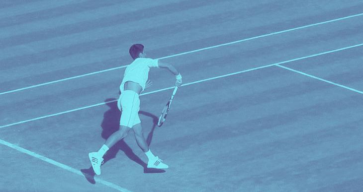 Blog Aufschlag Tennistraining