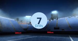 Blog 7 Drills für dein Tennistraining