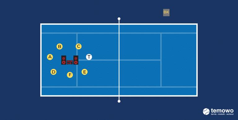 Prime Tennis Bring Sally Up