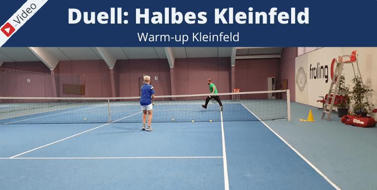 Warm-up Kleinfeld